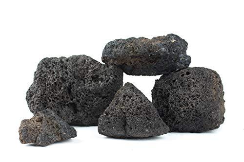 Roccia per Acquario Lava Vulcanica Decorazione Naturale Pietra 5kg Set
