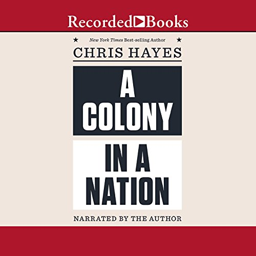 A Colony in a Nation audiobook cover art
