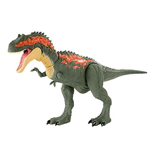 Jurassic World GVG67 - Gewaltige Beißer Albertosaurus, größere...