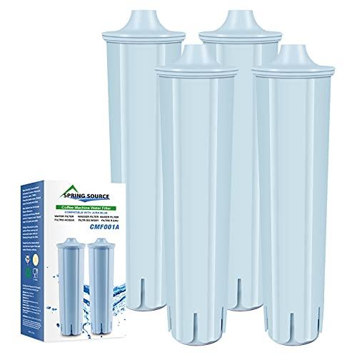 Wasserfilter für Jura Claris Blue, Filterpatrone für Jura Automatische Kaffeevollautomat GIGA, IMPRESSA, ENA Serie(4 PCS)