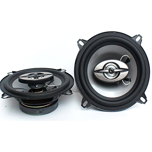 Eaglerich 2 pcs 5 inch Coaxial Car Speaker Audio Speaker Universal All Car Perfect Sound Horn Speakers Max Music Power 180W 12V