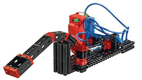 Fischertechnik Pneumatic 3 – Aprende Física con este Divertido Juego de Construcción con 8 Modelos Diferentes como el…