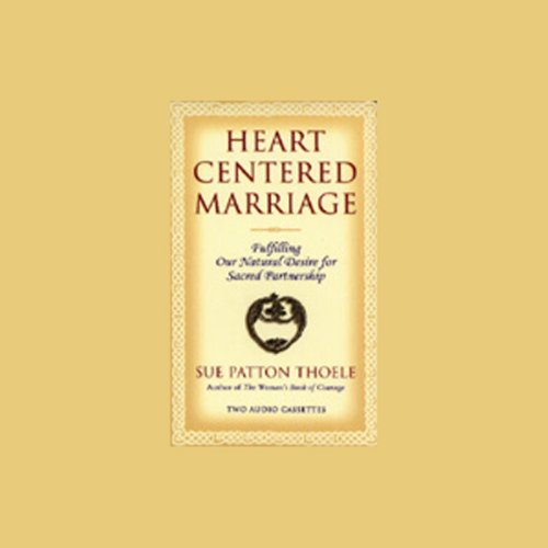 Heart Centered Marriage audiobook cover art