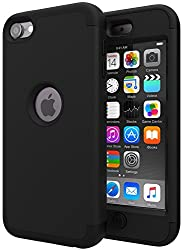 in budget affordable Cover for iPod Touch 7, cover for iPod Touch 6, SLMY (TM) high-performance shock absorber protective cover …