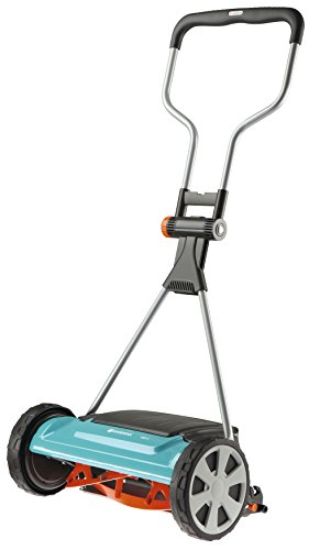 Gardena Comfort Cylinder Mower 400 C: Manual Mower with a 40-cm...