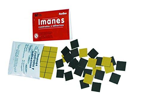 HenBea 764 Magnetische Sticker (60-delig)
