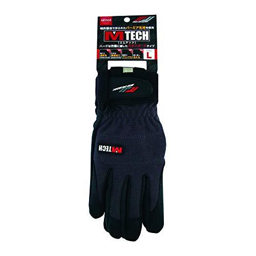 ミタニ MW エムテック Lサイズ メカニックグローブ 作業手袋 209063
