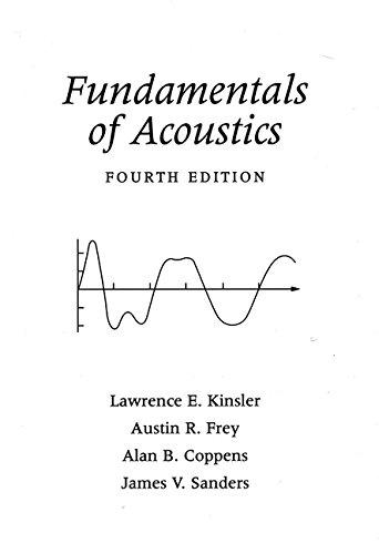Fundamentals of Acoustics