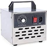 Generador de ozono Mejorado de 10000 MG/h, Espacio en el hogar 90% de tasa de Muerte de Algas Purificador de Aire O3 Desodorizador Comercial Ozonizador Máquina, un hogar/Comercial