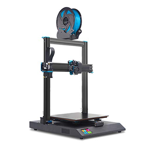 GMZS 3D Printer DIY Kit Self, Assembly Large Size 300 * 300 * 400Mm Dual Z Axis TFT Touch Screen V4 Version,3D printer