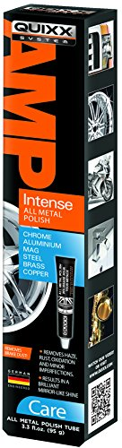 Quixx 00096-US Intense All Metal Polish