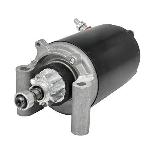 Starter Motor Replacement For John Deere Scotts Kohler 15-23 HP Sabre AM130407, AM132818, 25-098-04, 25-098-05, 25-098-06, 25-098-07, 2509804, 2509805, 2509806, 2509807