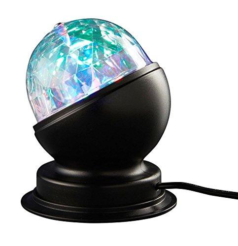 LED-Partyleuchte Stimmungslicht Stimmungsbeleuchtung | Kunststoff | Mehrfarbig