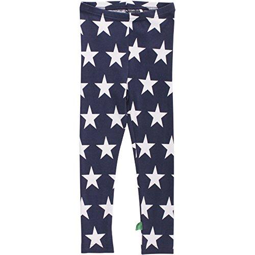 Fred'S World By Green Cotton Star Leggings Baby, Bleu Marine (019392001), 3 Mois Mixte bébé