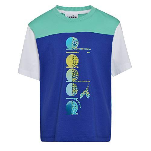 Diadora - Camiseta JB. T-Shirt SS Club para niño y niña (EU L)