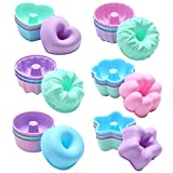 To encounter Silicone Donut Mold Nonstick Silicone Donut Baking Pan...