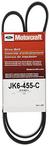 Motorcraft JK6455C Serpentine V-Belt
