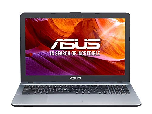 "ASUS R540MA-GQ757 - Portátil de 15.6"" HD (Intel Celeron N4000, 4GB RAM, 256GB SSD, Intel HD Graphics, sin sistema operativo) Teclado QWERTY Español"