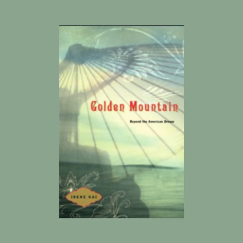 The Golden Mountain audiobook cover art