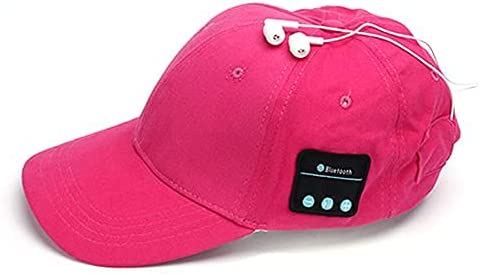 WFGS725 Ranking integrated 1st place Bluetooth Fresno Mall Cap Built-in Baseball Wireless