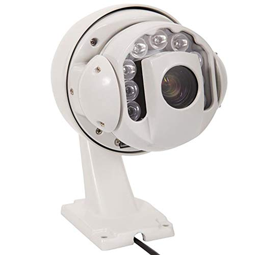 Lowest Prices! MEIGONGJU [U.S. regulations] Cmos 1200TVL Optical 10x Zoom/Focus 30x Zoom White Ordin...