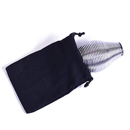 Voarge Daumengriff-Stärker, Stressball, Edelstahl, Feder-Design, Finger-Handgelenk, Unterarm, Daumentrainer für Sportler, Pianisten, Kinder