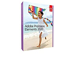 Videoschnittprogramm Test Adobe Premiere Elements 2020 Cover