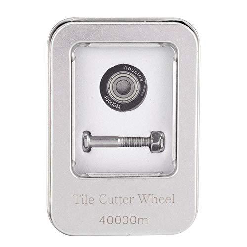 Cortadora manual de la teja, dureza de la rueda del cortador de la teja alta para el piso