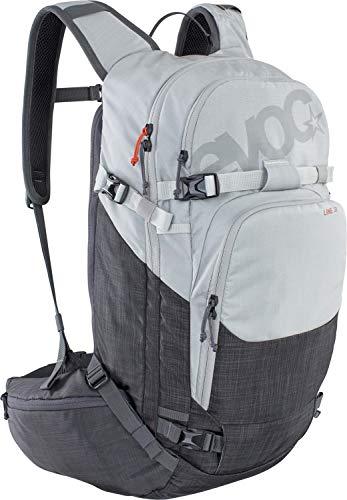 Evoc Line 30L Grau, Snowboard-Rucksack, Größe 30l - Farbe Silver - Heather Carbon Grey