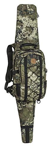 Pinewood Jagdrucksack mit integriertem Gewehrfutteral Strata Camou Hunting Backpack