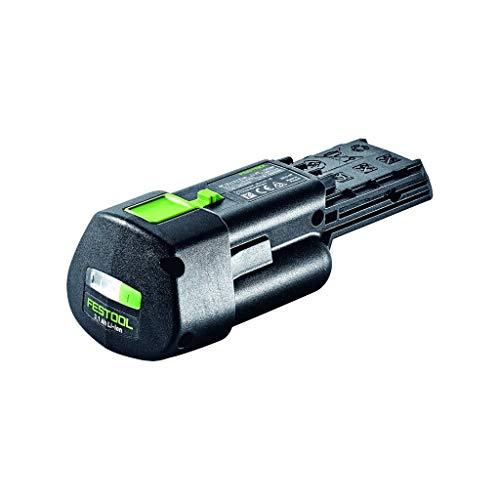 Festool 202499 Battery Pack BP 18 Li 3, 1 Ergo, 18 V, Steel Grey