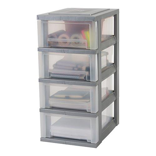 IRIS, Schubladenschrank / Schubladenbox / Rollwagen / Rollcontainer / Werkzeugschrank 'Smart Drawer...