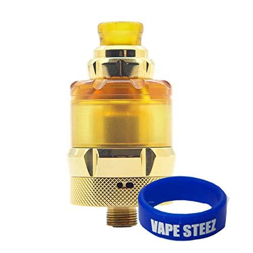 ASMODUS Anani V2 MTL RTA アズモダス アナニ ツー タバコ吸い RBA 電子タバコ アトマイザー VAPE VAPESTEEZオリジナルバンド付き(Gold)