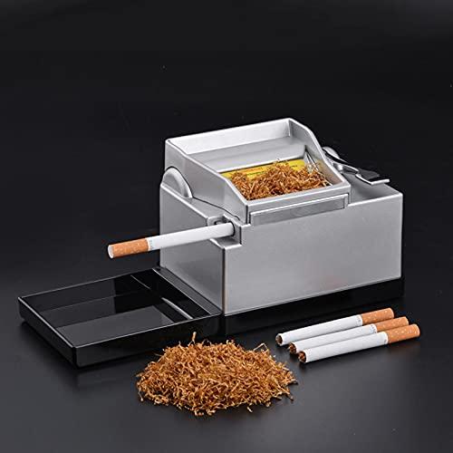 RWXCOW Máquina Para Liar Cigarrillos, Máquina Para Liar Tabaco, Máquina Para Liar...