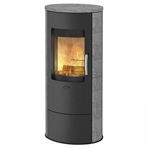 Fireplace K4992 Roma 2 Dauerbrandofen Speckstein/A+