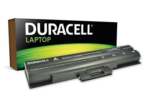 Duracell Batteria Originale per Sony Vaio VGP-BPS13A/B | VGP-BPS13/S | VGP-BPS13B/S | VGP-BPS21 | VGP-BPS21B | VGP-BPS21A Portatili