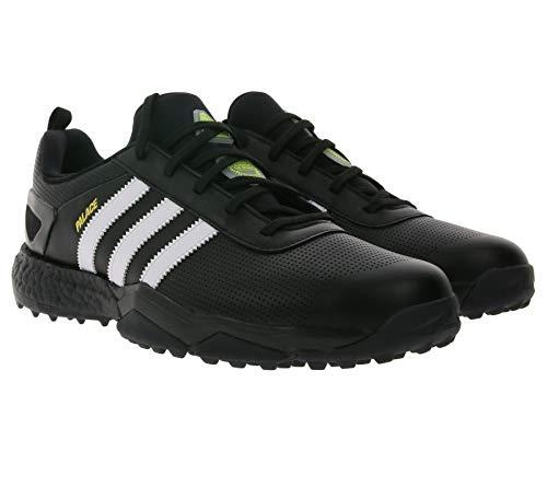 adidas Palace Golf 2 - Zapatillas de golf para hombre, color negro, color Negro, talla 43 1/3 EU