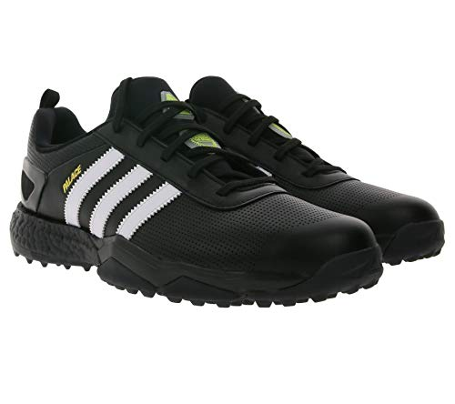 adidas Palace Golf 2 - Zapatillas de golf para hombre, color negro, color Negro, talla 43 1/3 EU