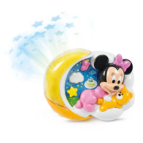 Clementoni 17126 'Baby Minnie Magic Stars Projector' Toy