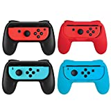 Beastron Joy Con Grips Compatible with Nintendo Switch, Handle Kit for Nintendo Game Switch Joy Con Controller...