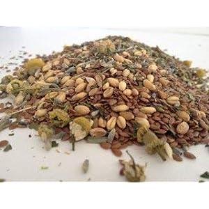 Mars Wellness Heated Microwaveable Foot Booties - Herbal Hot/Cold Deep Penetrating Herbal Aromatherapy Wrap Warmer (Mauve)