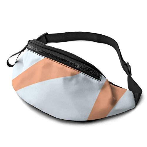 JOCHUAN Taillenpackung Kids Sports Rollschuhschuhe wasserdichte Taillentasche mit Kopfhöreranschluss und verstellbaren Trägern Taillentasche für Reisesportwandern