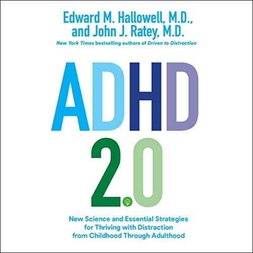 Page de couverture de ADHD 2.0