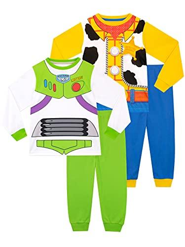 Disney Pijamas para Niños 2 Paquetes...
