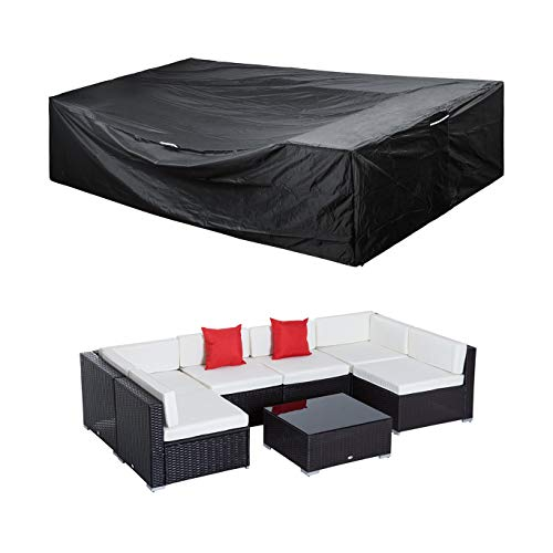Patio Furniture Set Cover Outdoor Sectional Sofa Set Covers Waterproof