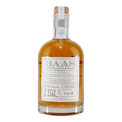 BAAS UERIGE Sherryfass Single Malt Whisky 7 J