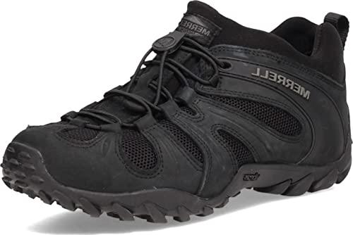 Merrell J099405_43,5, Chaussures de Marche Homme, Noir, 43.5 EU