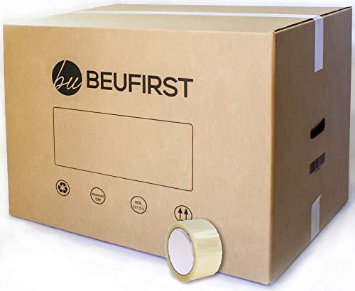 Cajas De Mudanzas Carton 60X40X40 Marca BEUFIRST