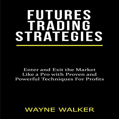Futures Trading Strategies audiobook cover art