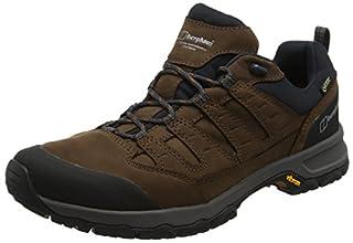 Berghaus Men's Fellmaster Active Gore-Tex Waterproof Walking Shoes, BROWN/BURNT ORANGE, 10 UK 44.5 EU (B077JRKWRB) | Amazon price tracker / tracking, Amazon price history charts, Amazon price watches, Amazon price drop alerts